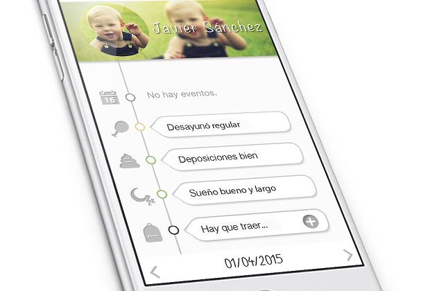 app para guarderias pekebook