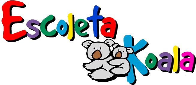 logo escoleta koala