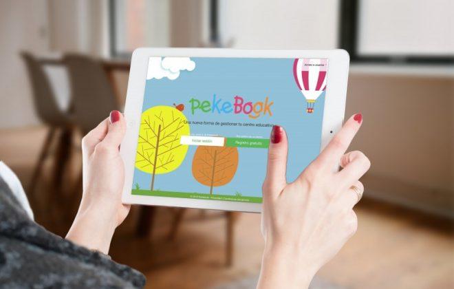 app guarderias pekebook