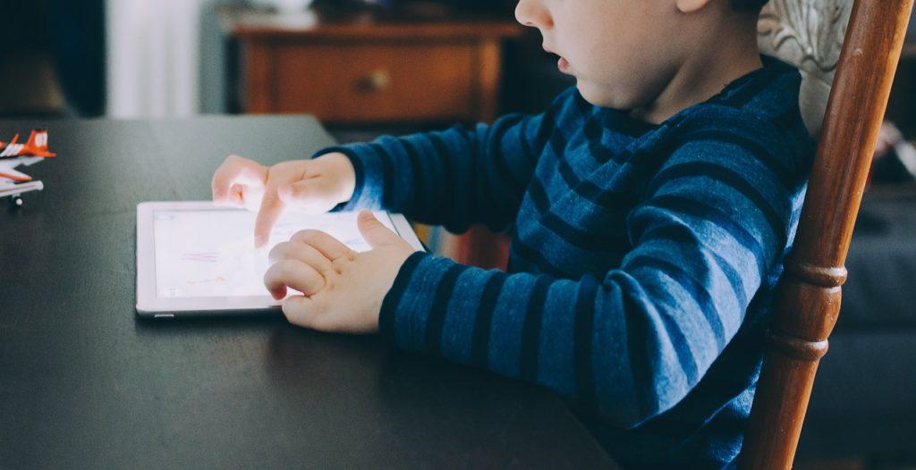Beneficios del uso de las tablets en educación infantil
