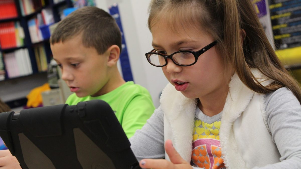 edad recomendada para que los niños tengan su primera tablet