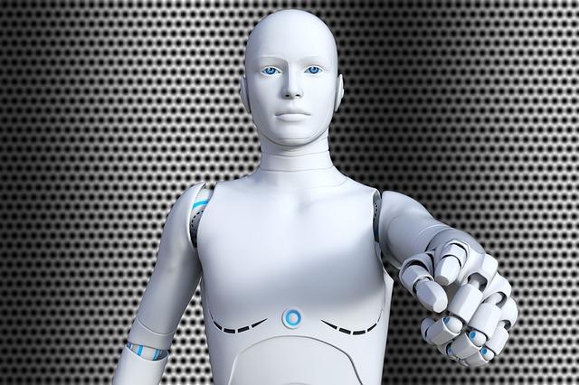 robots en las aulas